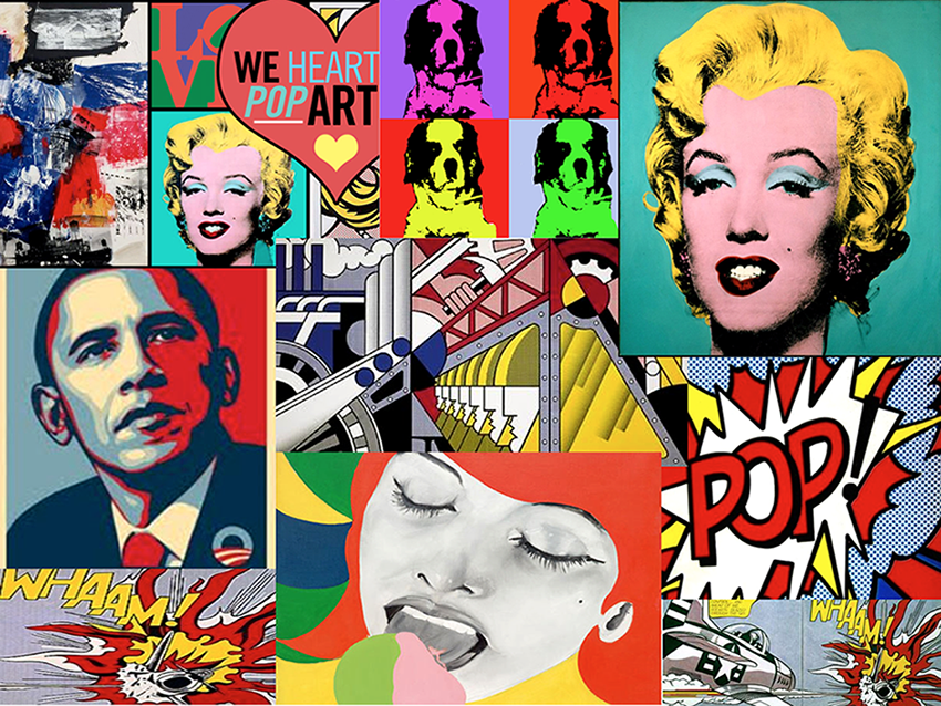 Pop Art Movimento