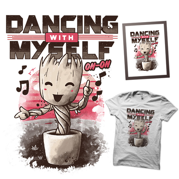 Imagem Dancing With Myself