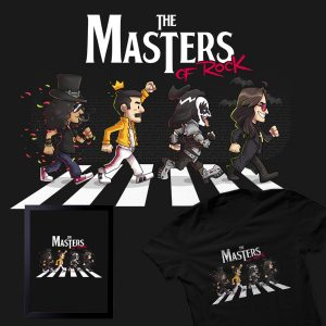 Imagem The Masters of Rock