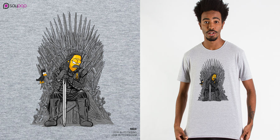 Imagem camiseta Game of Thrones - Ned